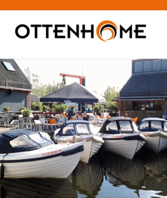Motorboats at Ottenhome